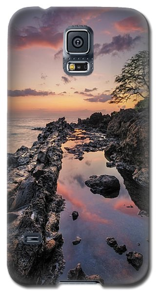 Galaxy S5 Case featuring the photograph Maui Reflections by Hawaii  Fine Art Photography