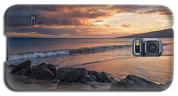 Galaxy S5 Case featuring the photograph Maui Sunbathe by Hawaii  Fine Art Photography