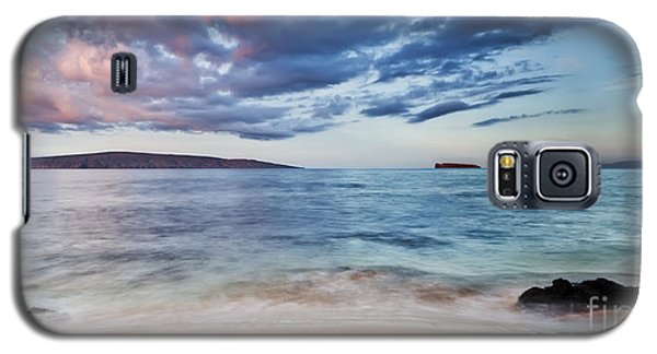 Maui Sunrise With Kahoolawe Molokini And Lanai Galaxy S5 Case