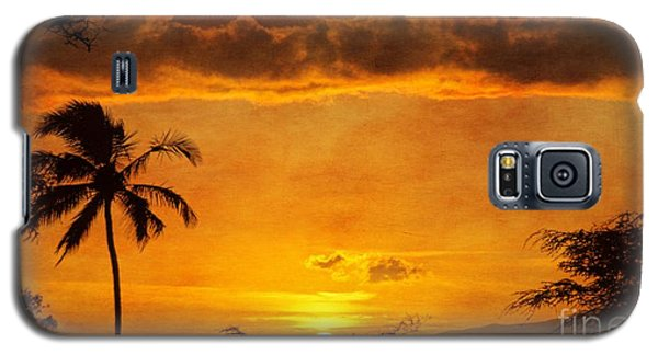 Maui Sunset Dream Galaxy S5 Case by Peggy Hughes