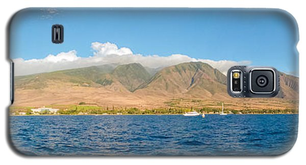 Maui's Southern Mountains   Galaxy S5 Case