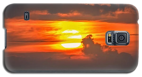 Galaxy S5 Case featuring the photograph Maui's Sun by Hawaii  Fine Art Photography