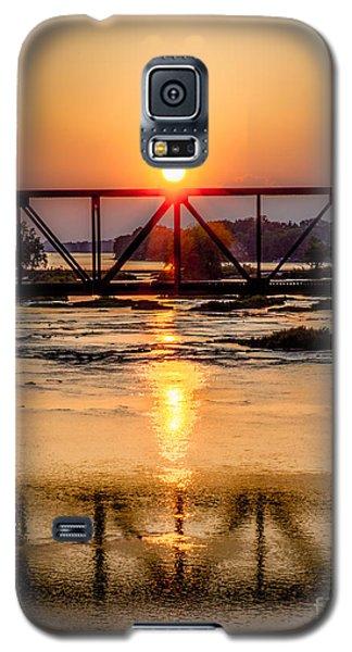 Maumee River At Grand Rapids Ohio Galaxy S5 Case