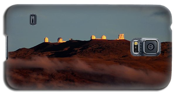 Mauna Kea Galaxy S5 Case by Pamela Walton