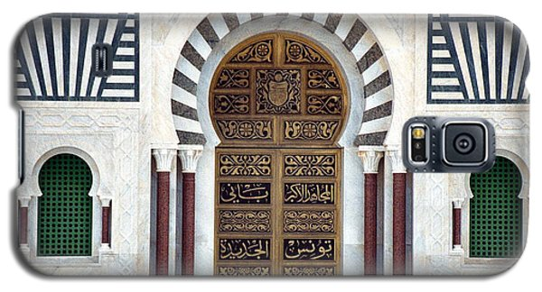 Mausoleum Doors Galaxy S5 Case