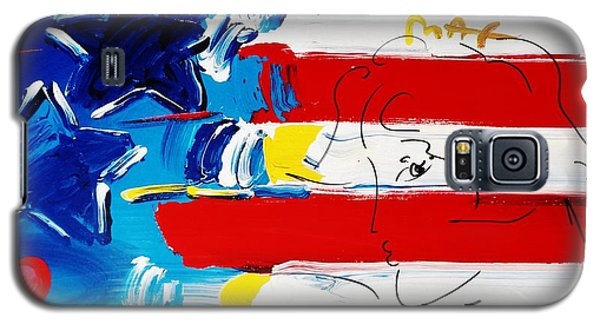 Max Stars And Stripes Galaxy S5 Case