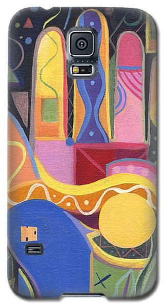 May Creativity Be A Blessing Galaxy S5 Case