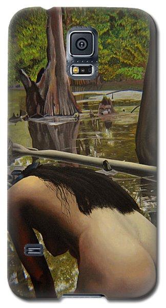 May Morning Arkansas River  2 Galaxy S5 Case