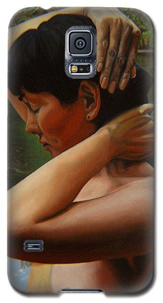 May Morning Arkansas River 3 Galaxy S5 Case