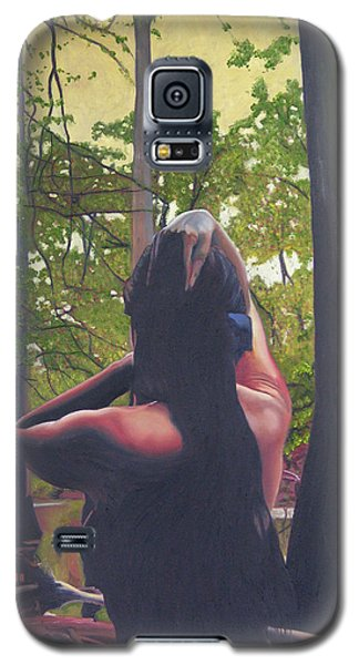 May Morning Arkansas River 5 Galaxy S5 Case