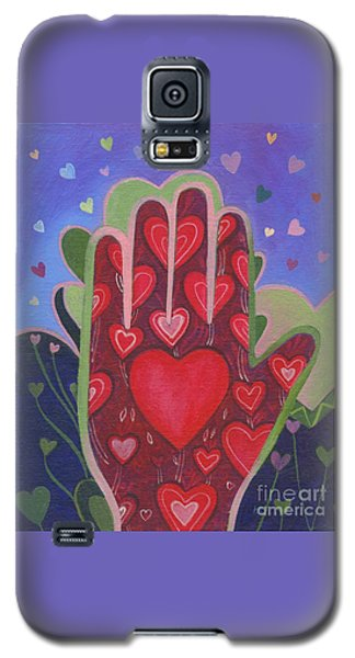 May We Choose Love Galaxy S5 Case