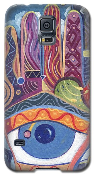 May You Realize Your Dreams Galaxy S5 Case by Helena Tiainen
