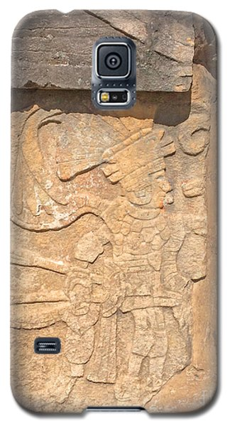 Mayan Frieze Galaxy S5 Case