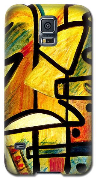 Mayan Galaxy S5 Case