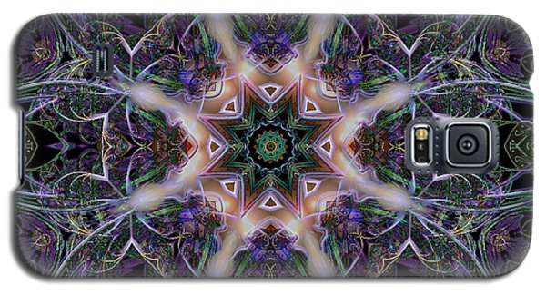Galaxy S5 Case featuring the digital art Maybe For Just One Day by Rhonda Strickland