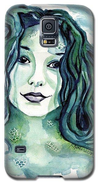 Maybe I'm A Mermaid Galaxy S5 Case