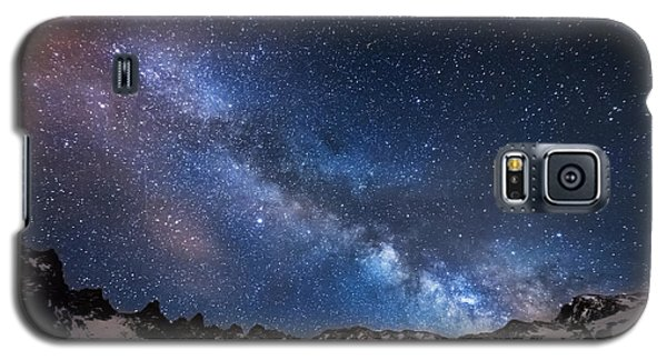 Mayflower Gulch Milky Way Galaxy S5 Case by Darren  White