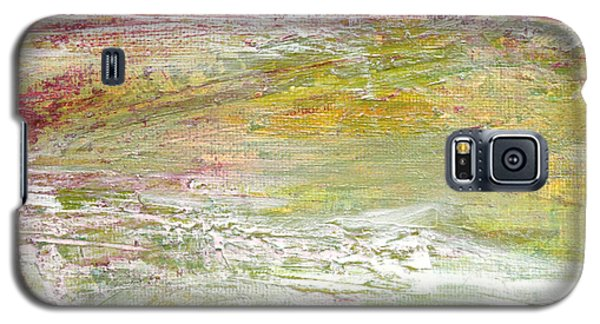 Galaxy S5 Case featuring the painting Mazatlan  C2013 by Paul Ashby