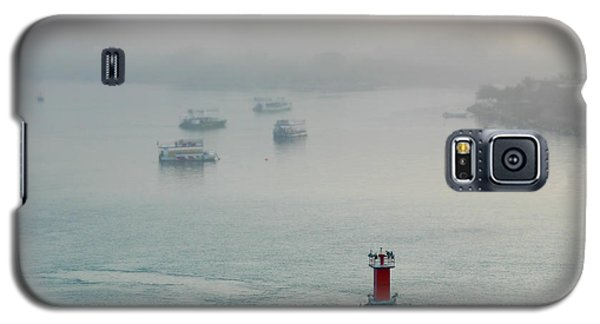 Mazatlan Mist Galaxy S5 Case by Belinda Greb