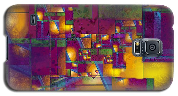 Maze Of The Heart Galaxy S5 Case