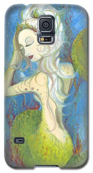 Mazzy The Mermaid Princess Galaxy S5 Case