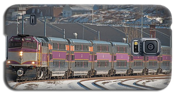 Mbta - Worcester Galaxy S5 Case