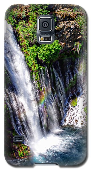 Mcarthur Burney Falls Rainbow Galaxy S5 Case