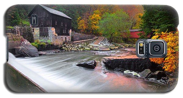 Mcconnell's Mill Fall  Galaxy S5 Case