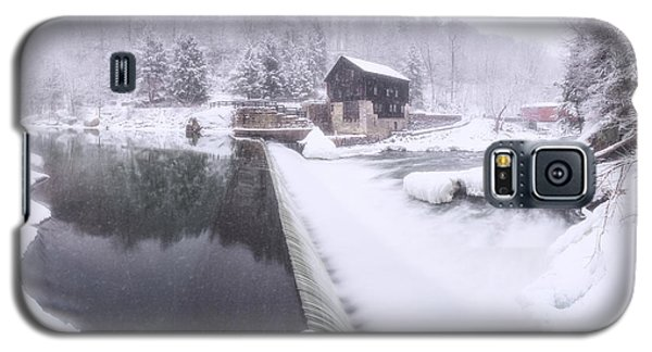 Mcconnell's Mill Winter  Galaxy S5 Case