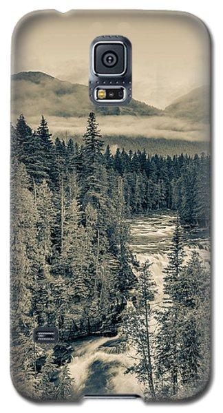 Mcdonald Creek Vertical Galaxy S5 Case