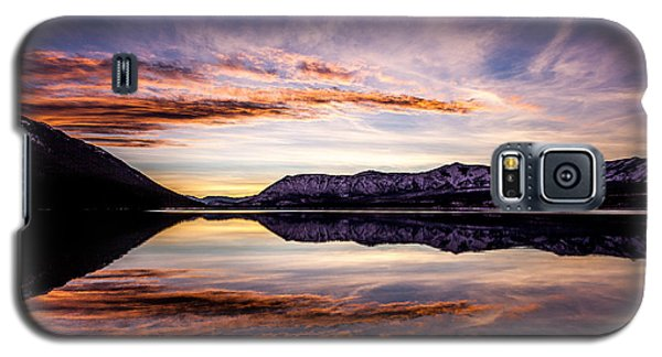 Mcdonald Palette Galaxy S5 Case