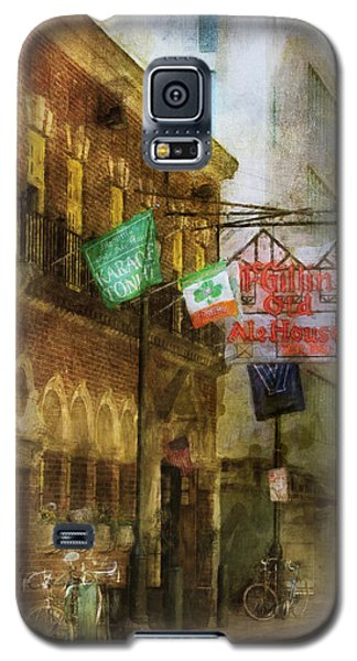 Mcgillins Olde Ale House Galaxy S5 Case by John Rivera
