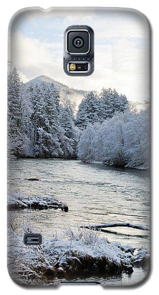 Mckenzie River Galaxy S5 Case by Belinda Greb