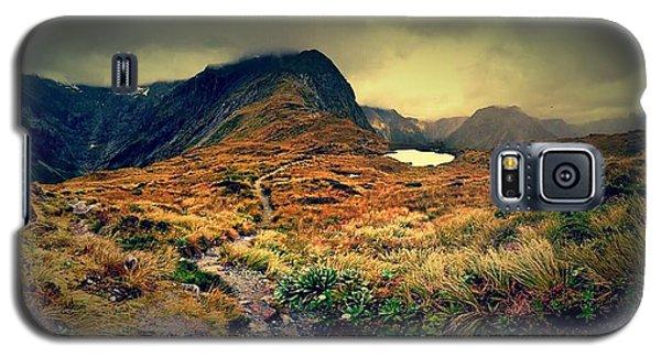 Cause Galaxy S5 Case - Mckinnon's Pass Panorama by Freya Doney