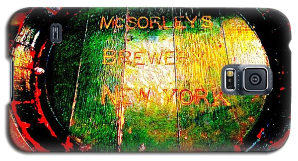 Mcsorleys Brewery Galaxy S5 Case