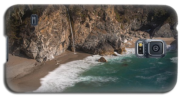 Mcvay Falls... Big Sur  Galaxy S5 Case