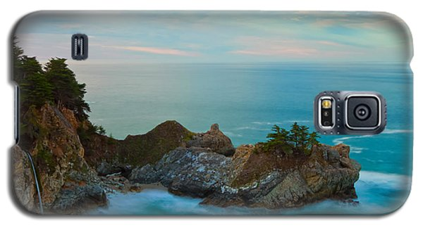 Mcway Falls At Sunrise Galaxy S5 Case
