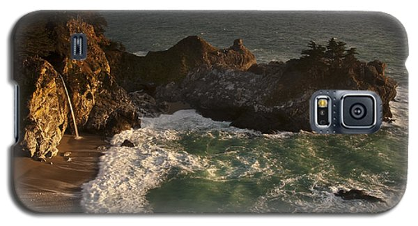 Galaxy S5 Case featuring the photograph Mcway Falls 1 by Lee Kirchhevel