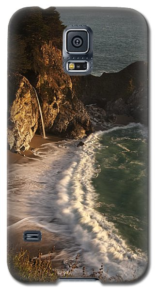 Galaxy S5 Case featuring the photograph Mcway Falls 2 by Lee Kirchhevel