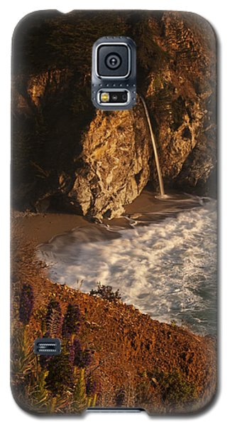 Galaxy S5 Case featuring the photograph Mcway Falls 4 by Lee Kirchhevel