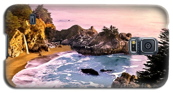Mcway Falls Pacific Coast Galaxy S5 Case
