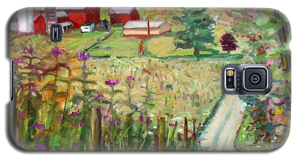 Meadow Farm Galaxy S5 Case