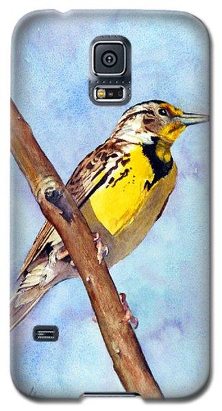 Meadowlark Sunrise Galaxy S5 Case