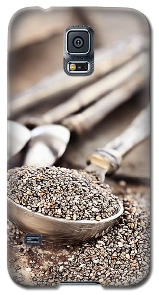 Measuring Spoon Of Chia Seeds Galaxy S5 Case