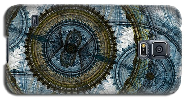 Mechanical Circles Galaxy S5 Case