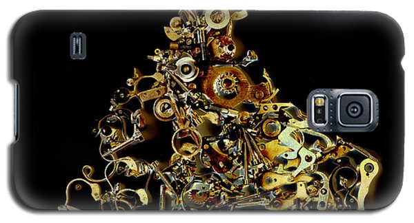 Mechanical - Dog Galaxy S5 Case