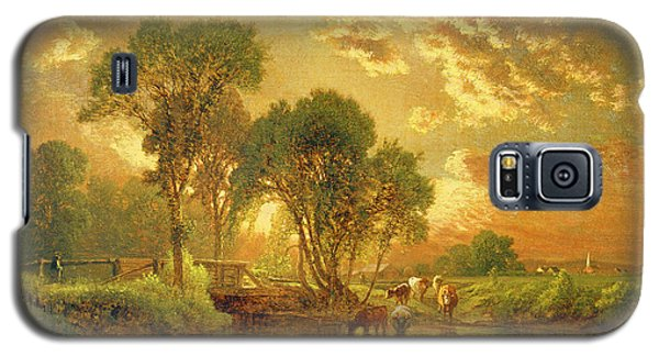 Medfield Massachusetts Galaxy S5 Case by Inness