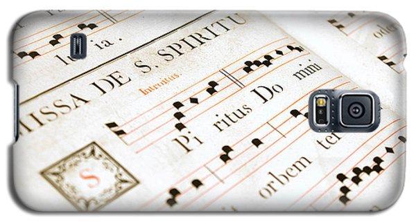 Mediavel Chorus Book  Galaxy S5 Case