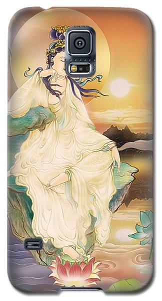 Medicine-giving Kuan Yin Galaxy S5 Case