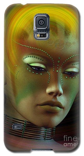 Medicine Woman B Galaxy S5 Case